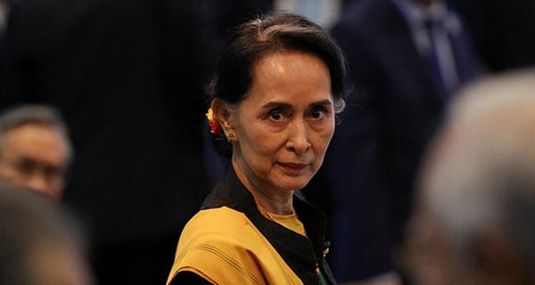 Aung San Suu Kyi's loss of citizenship should be applauded