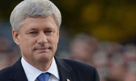 Stephen Harper returns, and he has plenty to say