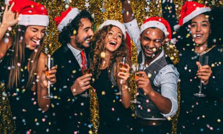 Networking tips for the holiday office party