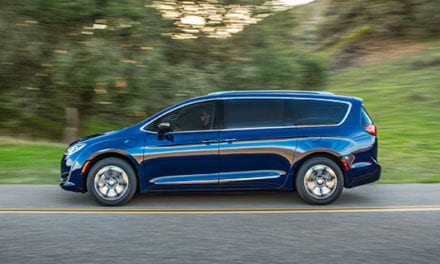 Chrysler Pacifica Hybrid perfect for suburban families