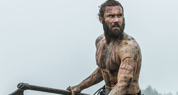 TV's Vikings is good fun and semi-reasonable history