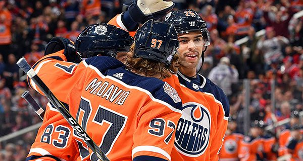 Stumbling Oilers now have a Hitch in their step