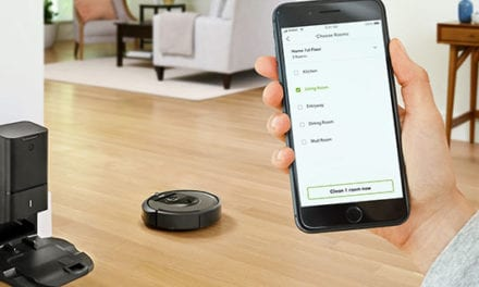 Roomba i7+ robot vacuum just keeps learning and cleaning
