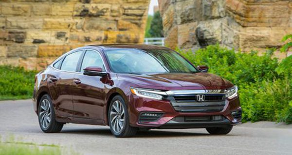 Honda Insight wants to be in charge of the driving experience