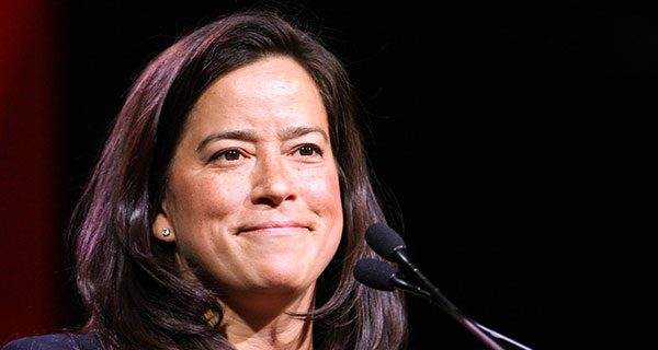 Wilson-Raybould's next political home?