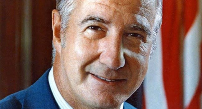 The rise and fall of Spiro Agnew