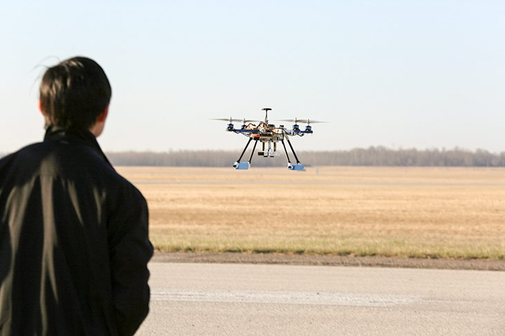"Southport to host UAS student ""drone"" competition"