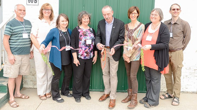 Prairie Pregnancy Resource Centre officially opens