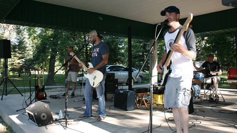 Crooked Archers play Concerts in the Park Aug. 9