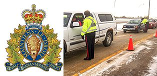 Manitoba RCMP charge 28 impaired drivers in first week of Holiday Checkstop