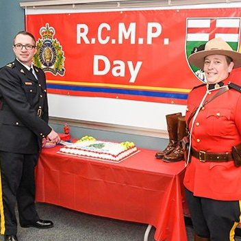 RCMP Day celebrated