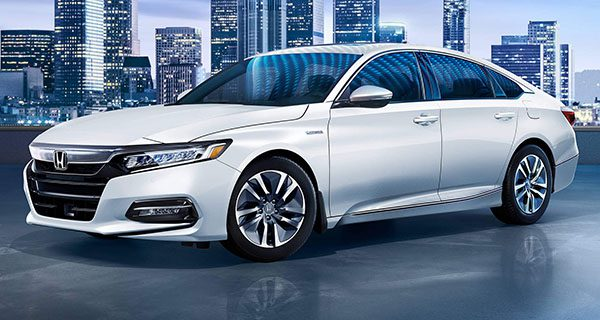 Honda Accord Hybrid ticks all the boxes, from economy to comfort