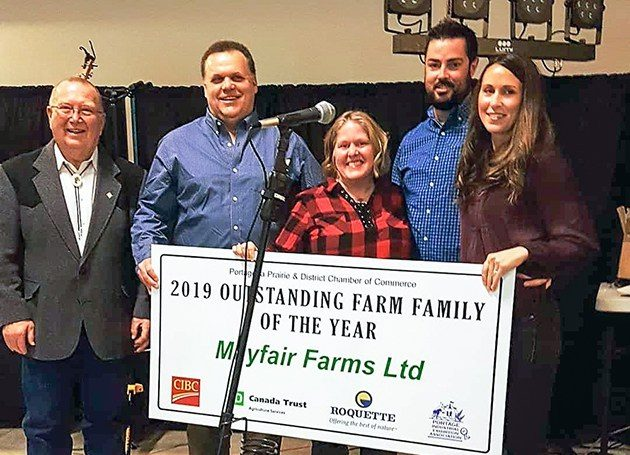 Chamber gives nod to excellence in agriculture