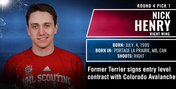 Avalanche sign Henry