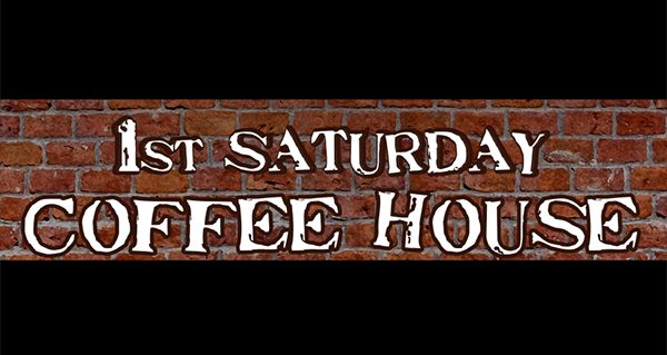 """Library to host """"1st Saturday Coffee House"""""""