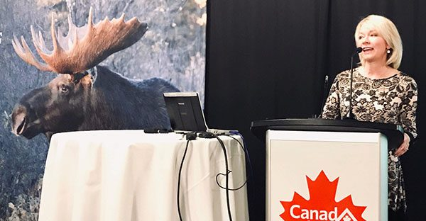 Bergen's campaign flavoured speech tells Manitoba Wildlife Federation AGM Conservatives will repeal Liberal gun laws