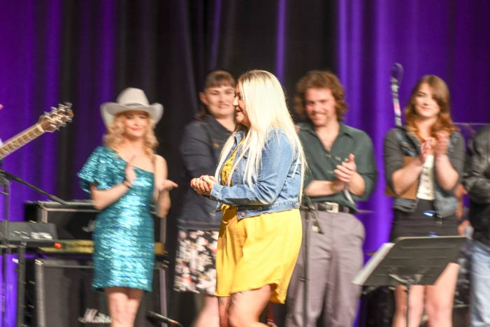 Corrie Budd wins Manitoba Country Voice