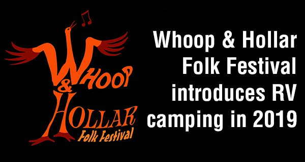 Whoop & Hollar introduces RV camping in 2019