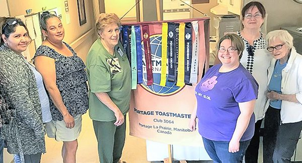 Portage Toastmasters elect new executive, seek new members