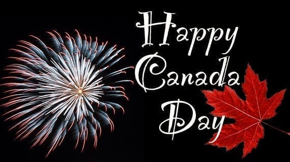 City Canada Day events and schedule