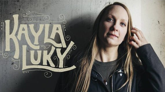 Kayla Luky/Southern Flavor to open summer concert series
