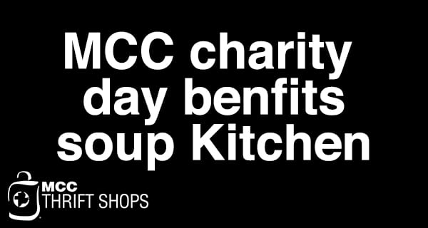 MCC helps Soup Kitchen fill pot