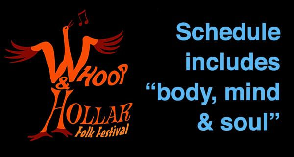 Whoop and Hollar continues to diversify and grow into a full feature festival