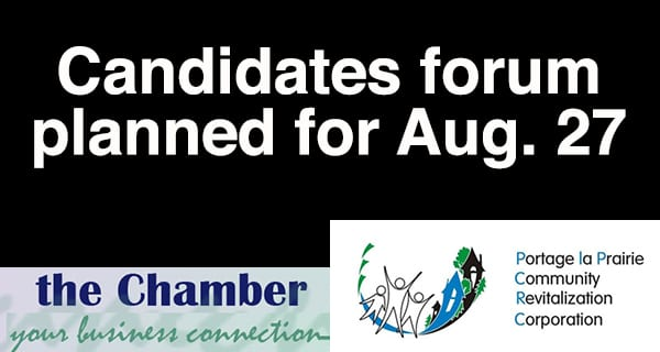 Chamber and PCRC combine federal and provincial candidates forum