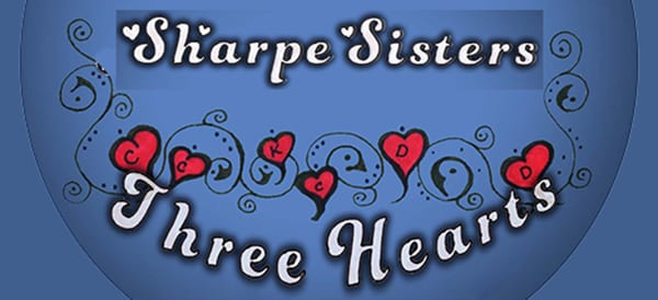 """Voices Of The Prairie show includes Sharpe Sisters CD release """"Three Hearts"""""""