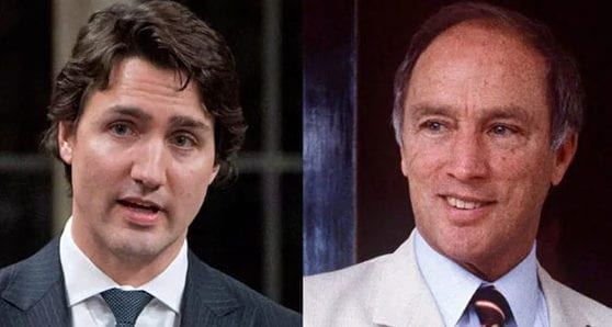 Will Justin Trudeau follow in his father's footsteps?