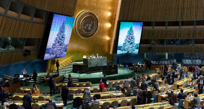 Trudeau throwing away Canada's future for a seat at the UN table