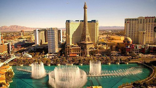 Take a gamble on Vegas
