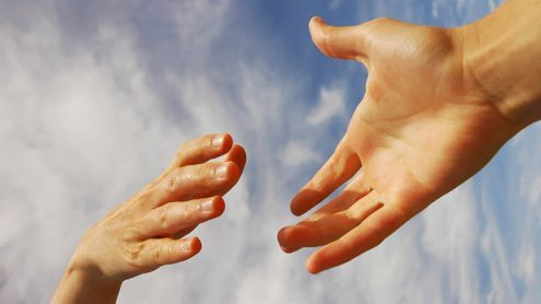 When lending a helping hand becomes official policy