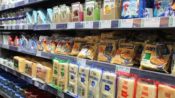 Grocery stores bulking up on ultra-processed foods