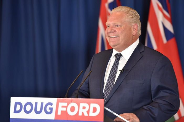 What will Doug Ford's Ontario look like?