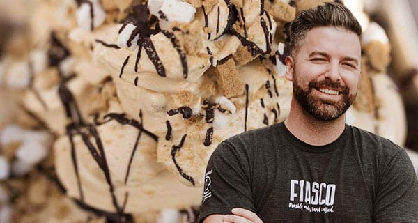 Fiasco Gelato seeks to enrich lives, one spoonful at a time