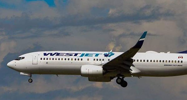 WestJet reports 'disappointing' $20.8-million second-quarter loss