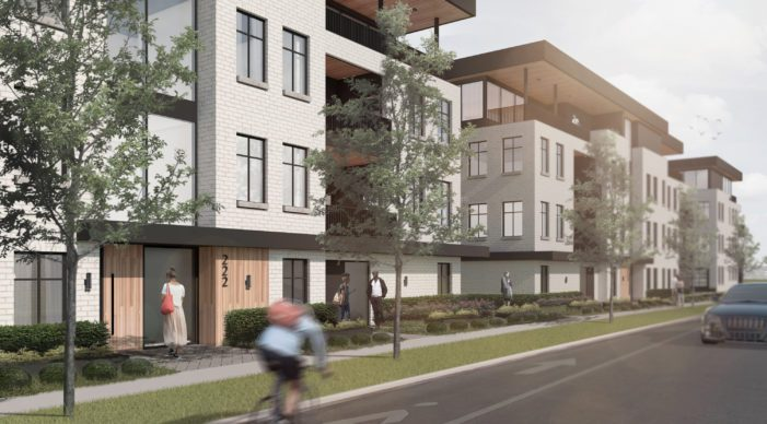 Brookfield Residential to build unique housing development at University District
