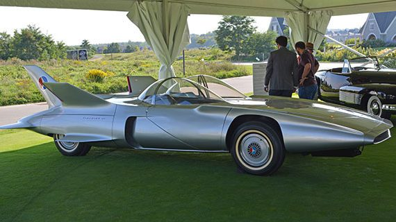 Thousands gather to see some of the finest vehicles ever made