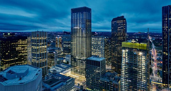 Flight to quality continues in downtown Calgary office market