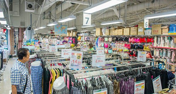 Large Chinese department store slated to open in New Horizon Mall