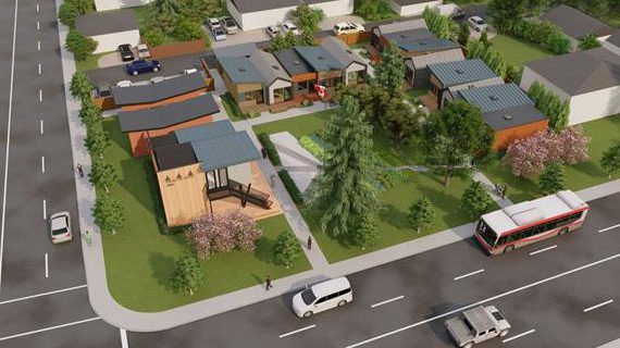 Homes for Heroes villages planned for Calgary and Edmonton