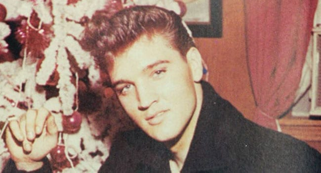 The first rock 'n' roll Christmas