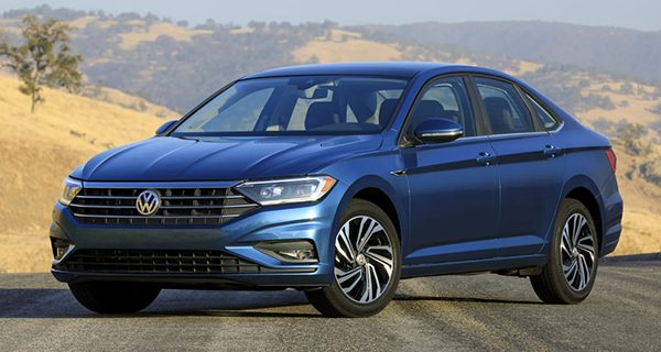 The 2019 Volkswagen Jetta is still a cut above competition
