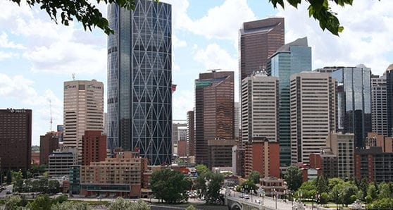 Downtown Calgary office leasing on the rise: CBRE