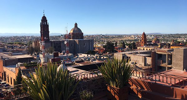 San Miguel de Allende losing its lustre