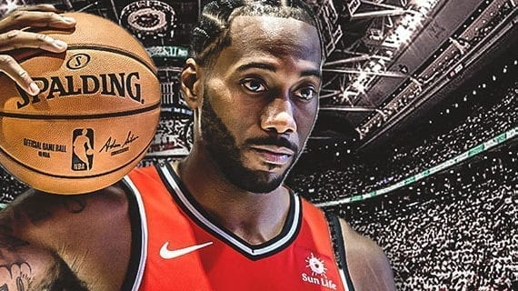 Kawhi Leonard's slow, painful march out of Toronto