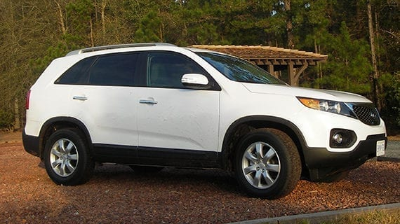 Buying used: 2011 Kia Sorento may not age well