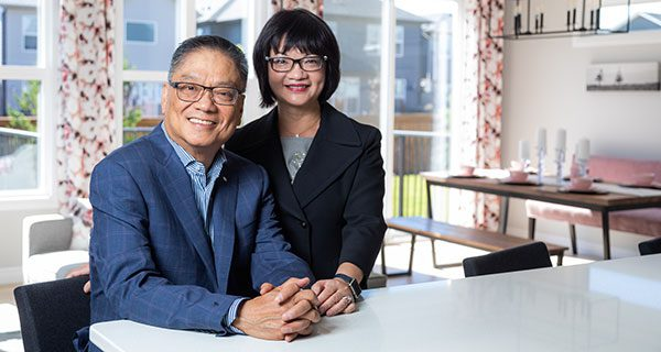 Stampede Foundation receives $1 million endowment gift from Chiu family