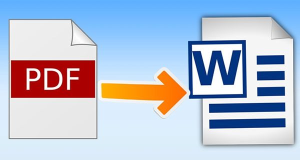 PDF to Word easy converter: top 5 tools